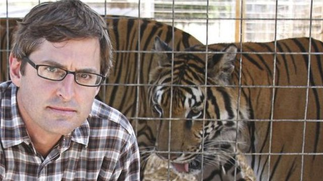 Louis Theroux meets Joe Exotic and his dangerous pets