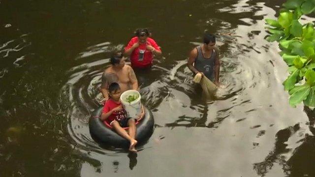 Flooding in Bangkok