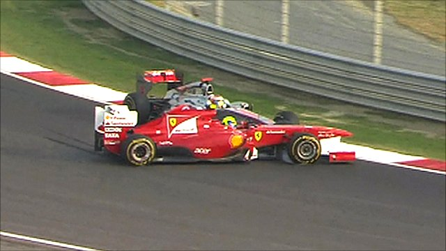 Hamilton and Massa's troubled history
