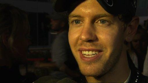 Sebatian Vettel - Red Bull