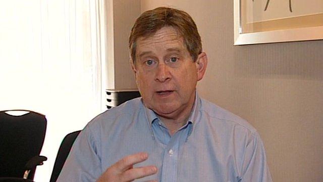 Mark Miller, chief executive of Cuadrilla