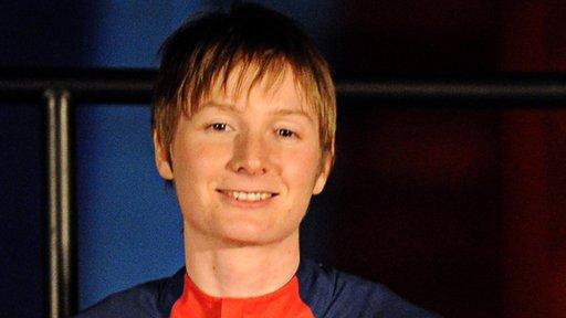 Fiona Harrison - British bobsleigh driver