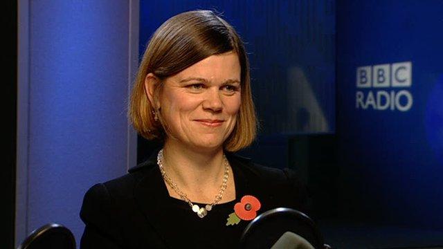 Nicola Shaw, chief executive, HS1