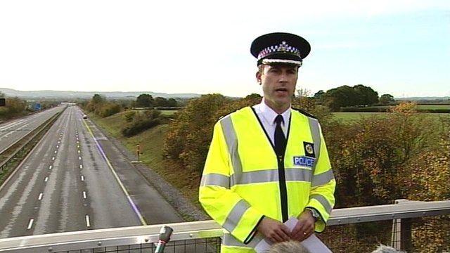 Assistant Chief Constable Anthony Bangham from Avon and Somerset Police