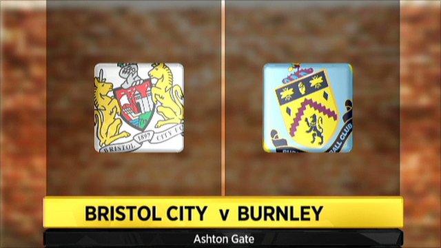 Bristol City v Burnley
