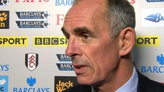 Tottenham assistant manager Joe Jordan