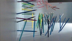 A range of pencils