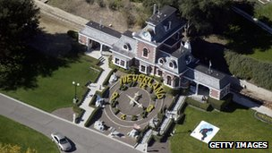 Neverland file picture