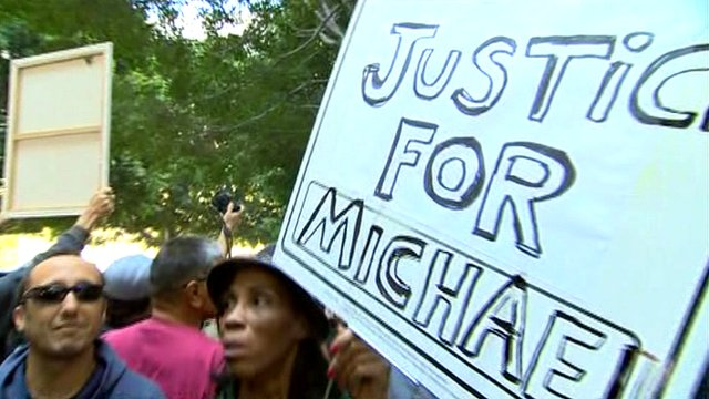 Michael Jackson fan