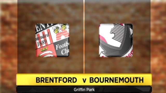 Brentford 6-0 Bournemouth