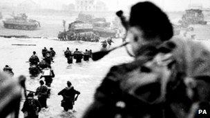 D-Day landings in Normandy, 1944