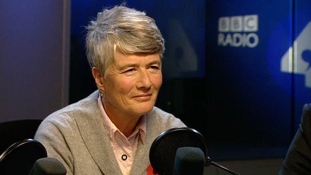 Alison Carnwarth, chairman, Land Securities