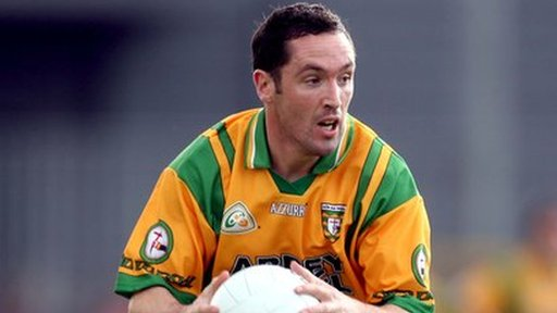 Brendan Devenney is a former Donegal team-mate of Kevin Cassidy