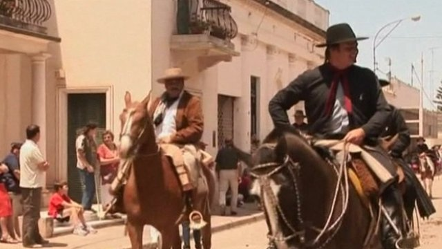 Tradition Day in San Antonio de Areco