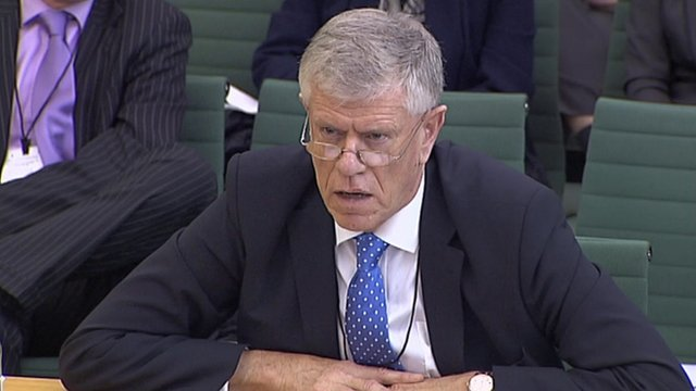 Former head of the UK border force, Brodie Clark