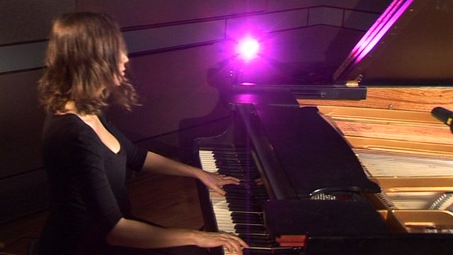 Pianist Katya Sourikova