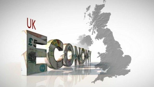 UK Economy graphic