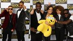 N-Dubz at Children In Need Rocks
