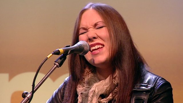 Thea Gilmore on the Andrew Marr Show