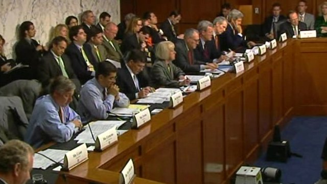 US Joint Deficit Reduction Committee hearing