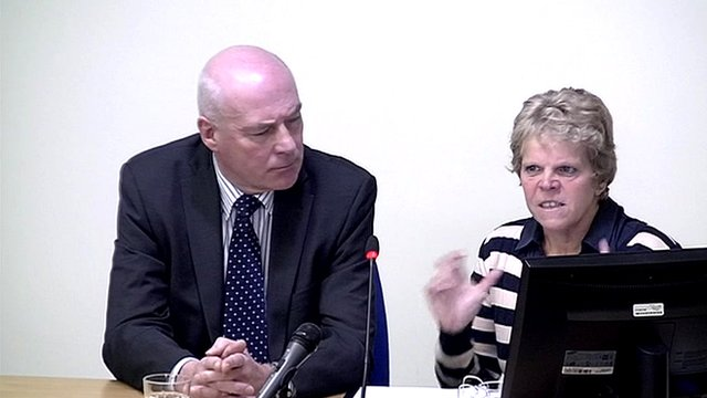 Bob and Sally Dowler give evidence at the Leveson Inquiry