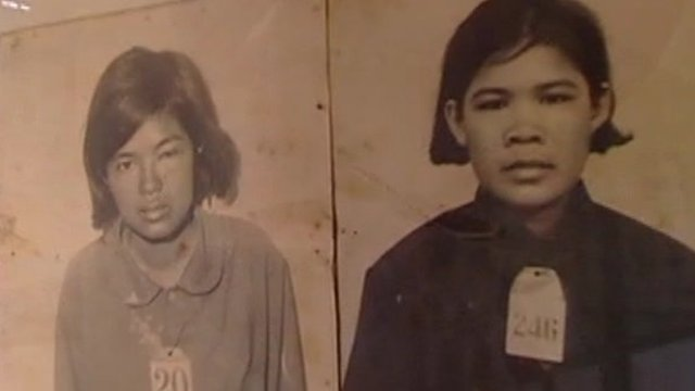 Two Khmer Rouge leaders reject court's authority - BBC News