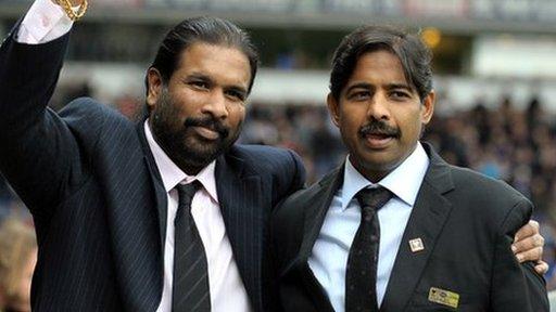 Venky's duo Balaji Rao and Venkatesh Rao