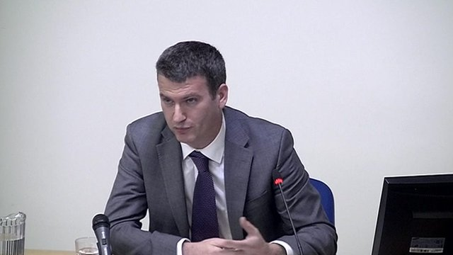 Lawyer Mark Lewis