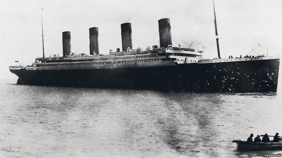 Biggest Weekend: Titanic survivors' voices are woven into four new songs