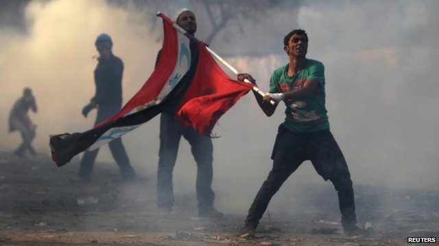 Protests in Cairo