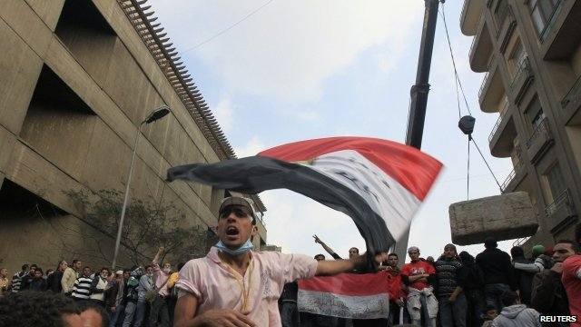 Egypt demo