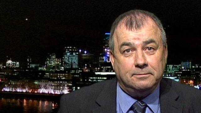 TUC Secretary Brendan Barber