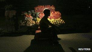 Delhi vendor, 24 Nov