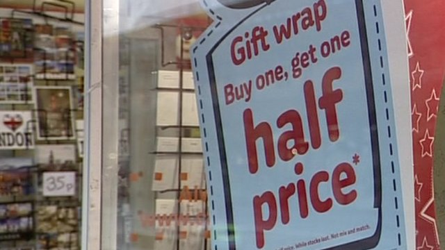 Retailers use to wait until after Christmas before starting sales