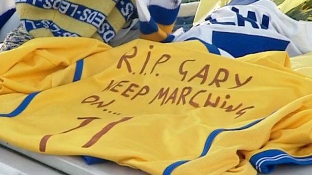 Tributes to Gary Speed