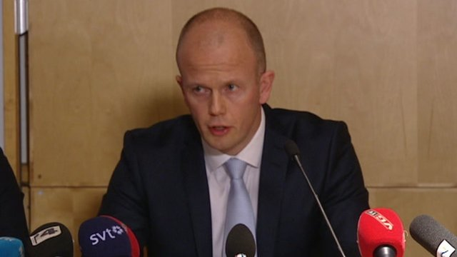Norwegian prosecutor, Svein Holden