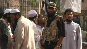 Sipah-e-Sahaba activist