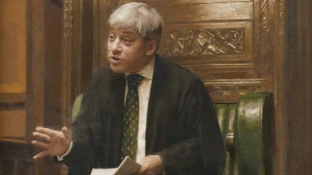 Portrait of Speaker