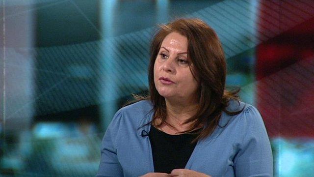 Diana Nammi, Iranian and Kurdish Women's Rights Organisation