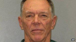 Fairfax County, VA Sheriff's Office arrest photo of Randy Babbitt