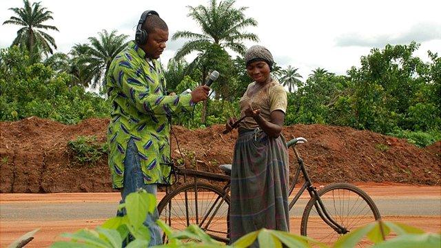 Nnaemeka Ikegwuonu (Photo: Rolex Awards / Kennis Photos)