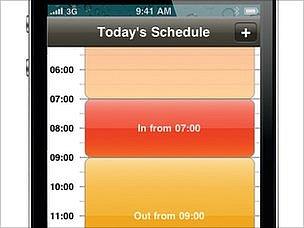 PassivEnergy iPhone app