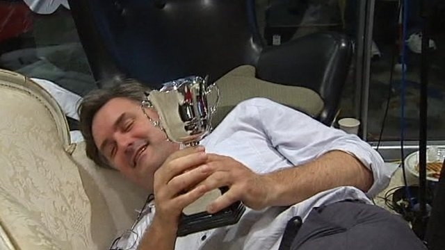 Journalist Peter FitzSimons