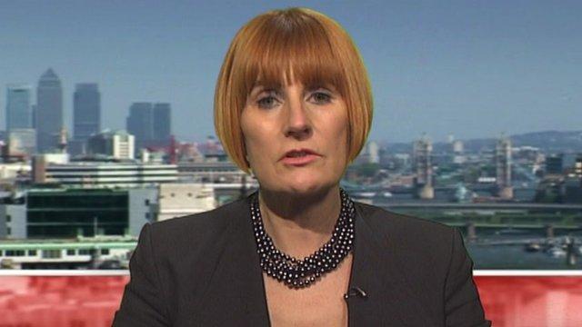 Retail expert Mary Portas