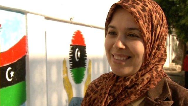 Libyan artist