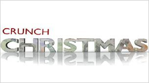 Crunch Christmas graphic