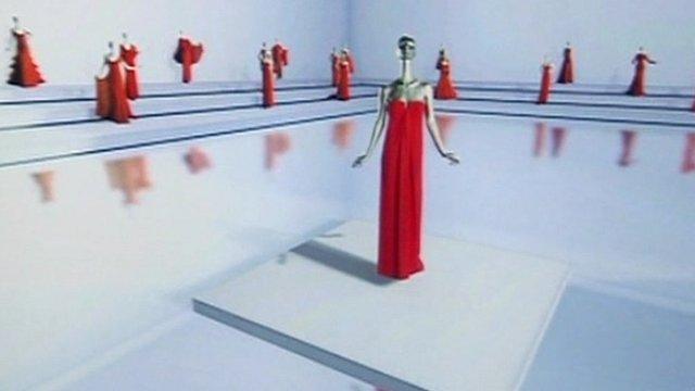 Valentino's dresses