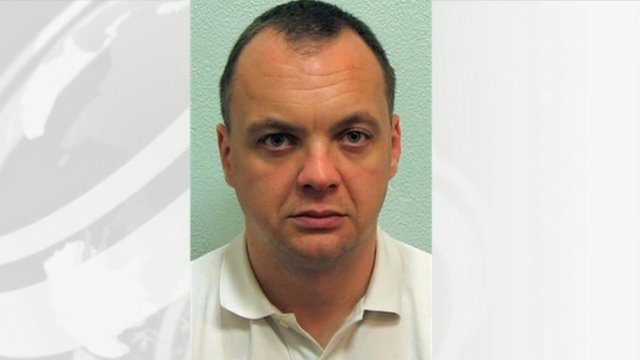 Murder suspect Gary Dobson