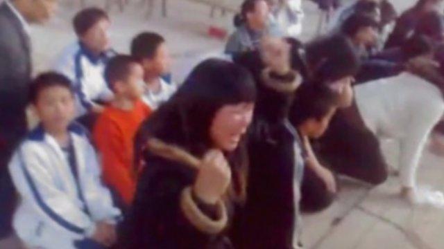Rally in Wukan
