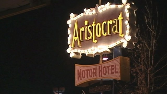 The Aristocrat Motel, Denver